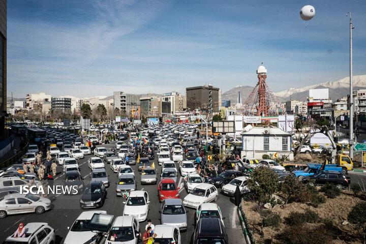 یوم الله 22 بهمن در تهران