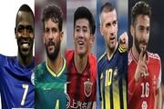 دیاباته و عبدی نامزد بهترین زننده گل با ضربه سر در لیگ قهرمانان آسیا