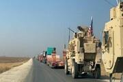 تحرکات مشکوک آمریکاییها در مرز عراق و سوریه