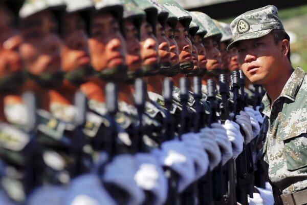 آغاز خروج نظامیان هندی و چینی از خط مرزی مشترک