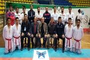 تیم دانشگاه آزاد اسلامی در تکاپوی کسب هفتمین قهرمانی سوپرلیگ کاراته ایران