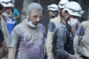 کلاه سفیدها در تدارک اقدام تحریک آمیز در ادلب هستند