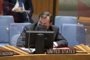 اظهارات تحریکآمیز نماینده آمریکا در سازمان ملل علیه ایران