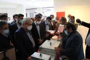 بازدید ستاری از پردیس و مرکز رشد واحدهای فناور دانشگاه آزاد یاسوج
