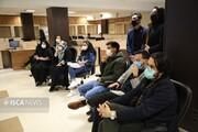 بازدید فعالان نشریات دانشجویی واحد علوموتحقیقات از ایسکانیوز