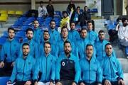 غوغای ستارگان دانشگاه آزاد اسلامی در سوپرلیگ کاراته مردان ایران