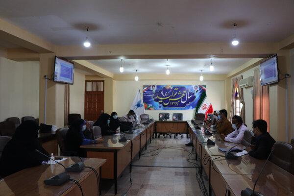 برگزاری کارگاه آموزش توییتر ویژه فعالین فرهنگی واحد بندرعباس