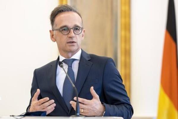 ادعای عجیب وزیر خارجه آلمان در خصوص ایران