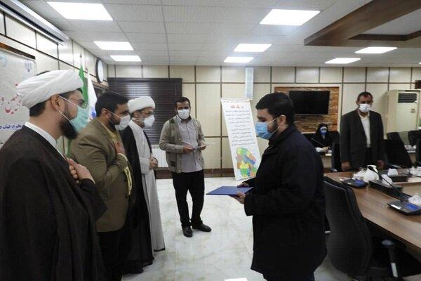 مسئول بسیج دانشجویی دانشگاه آزاداسلامی واحد اهواز منصوب شد