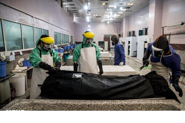 بیانیه اتحادیه آرامستانهای کشور در پی مصاحبه وزیر بهداشت