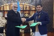 تفاهم نامه همکاری دانشگاه آزاد و دانشگاه رهنورد افغانستان امضا شد