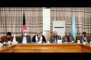 معاون بینالملل دانشگاه آزاد با معاونین امور علمی و دانشجویان دانشگاه کابل دیدار کرد