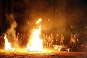 آماده باش ستاد مدیریت بحران شمال تهران در آخرین سه شنبه سال