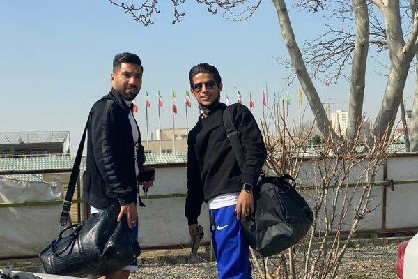 مهدی قایدی بالاخره به تمرین استقلال برگشت