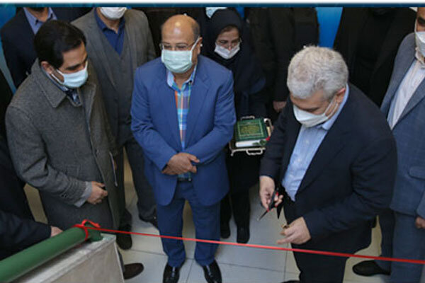 مرکز رشد و نوآوری انستیتو تحقیقات تغذیهای افتتاح شد