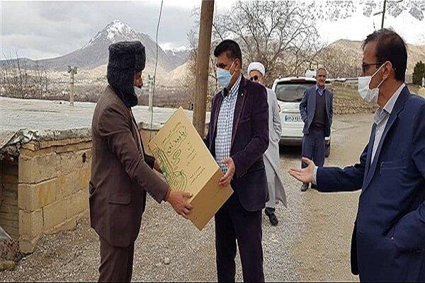 ارسال کمکهای دانشگاه آزاد اسلامی یاسوج به منطقه زلزلهزده سیسخت