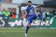 ادعای جنجالی عربستانیها در خصوص یک بازیکن استقلال