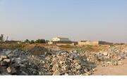 آغاز تخریب ساخت و سازهای غیرقانونی در کلاک