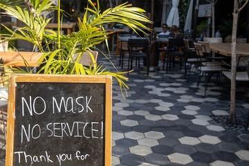 صرف غذا در رستوران میزان انتقال کرونا را افزایش میدهد