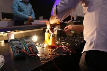 باتریهایی که با نفس کشیدن انرژی تولید میکنند