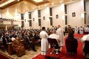 حکیم: سفر پاپ نقطه عطفی در مسیر بازیابی جایگاه معنوی عراق است