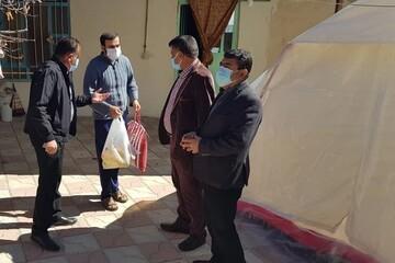 دانشگاه آزاد اسلامی یاسوج در کنار مردم سیسخت میماند