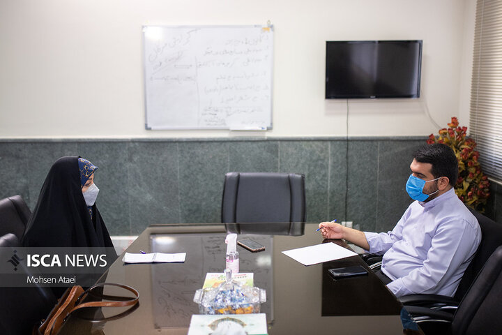 گفت و گو با رئیس اداره کل فرهنگی اجتماعی دانشگاه آزاد