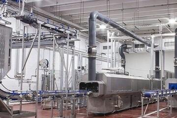 مخلوط کنندههای صنعتی در داخل کشور تولید شد
