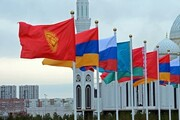 کاهش ۱۰ درصدی ارزش تجارت ایران با اتحادیه اوراسیا
