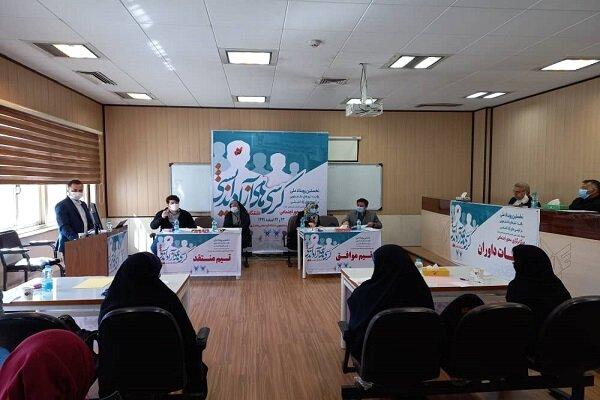 برگزاری مرحله استانی کرسیهای آزاد اندیشی در واحد تهران غرب