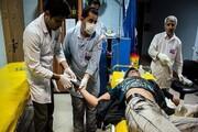 28 مصدوم در حوادث چهارشنبه سوری تهران