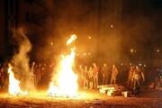 مصدومیت۴۸۸ نفر در چهارشنبه سوری