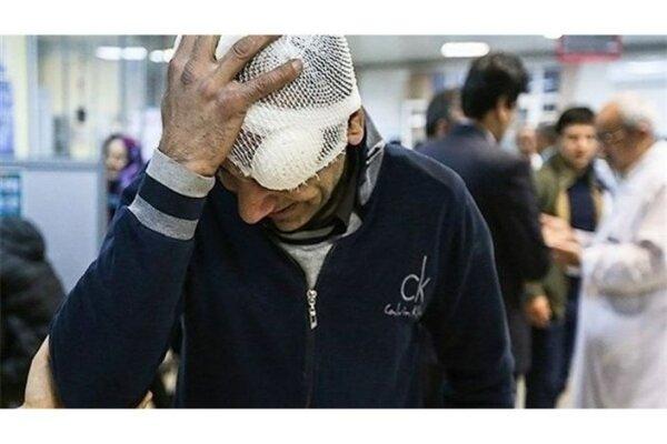 مصدومیت ۱۸۹۴ نفر در شب چهارشنبه سوری/ ۵۲۷ نفر آسیب چشمی و ۹ فوتی