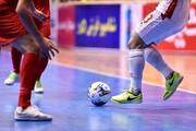 کرونا فوتسال جام باشگاههای آسیا را لغو کرد