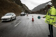 جدیدترین وضعیت راههای کشور اعلام شد/ کاهش 3.1 درصدی تردد در جادههای برون شهری