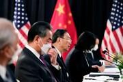 درگیری دیپلماتهای آمریکایی و چینی در اولین روز مذاکرات آلاسکا