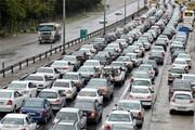 افزایش ۷.۷ درصدی تردد جادهای در شبانهروز گذشته