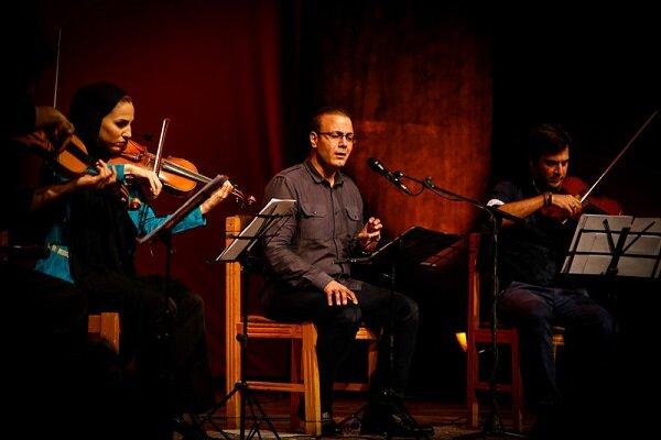 علیرضا قربانی نوروز ۱۴۰۰ کنسرت آنلاین برگزار میکند