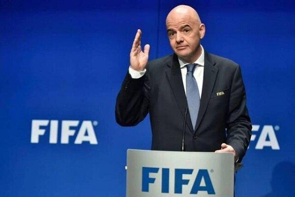 اولین واکنش رئیس فیفا به تشکیل «سوپر لیگ»