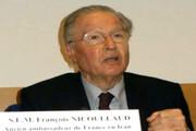 سفیر سابق فرانسه در تهران درگذشت/ بهرام قاسمی تسلیت گفت