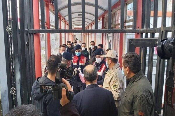 ۲۱ زندانی بین ایران و ترکیه در مرز بازرگان مبادله شدند