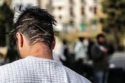 دستگیری شرور بهارستان مقابل چشمان مردم