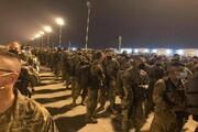عقبنشینی شماری از نظامیان آمریکایی از پایگاه «اربیل» عراق