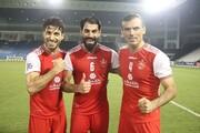 توافق پنهانی مدافع پرسپولیس با باشگاه قطری