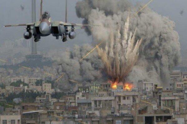 تداوم بمباران استان «مأرب» یمن توسط جنگندههای ائتلاف سعودی