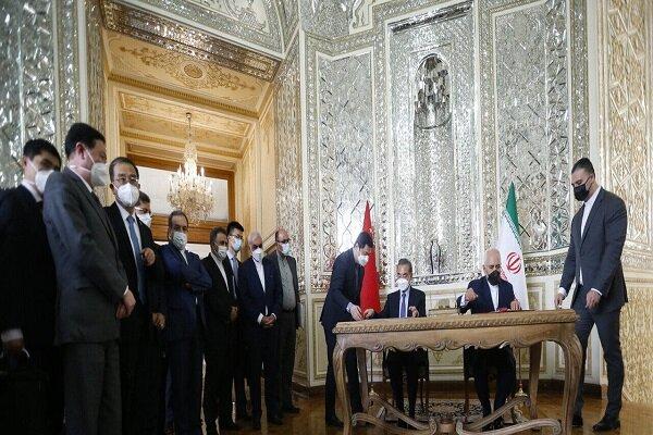نگرانی رژیم صهیونیستی از امضای سند همکاری ایران و چین