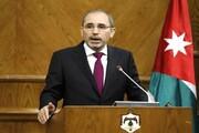 موضع گیری وزیر خارجه اردن درباره بحران سوریه و آوارگان سوری
