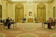 امضای ۵ توافقنامه مشترک میان بغداد و ریاض