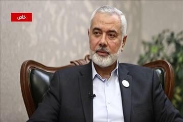 اسماعیل هنیه رئیس حماس باقی ماند