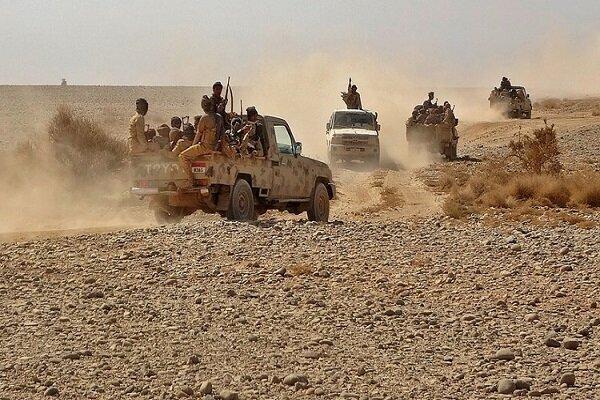 تسلط ارتش و کمیته های مردمی یمن بر مناطق جدید در مأرب